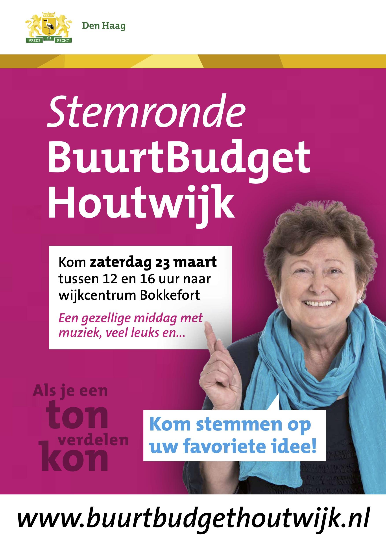 BuurtBudget Houtwijk